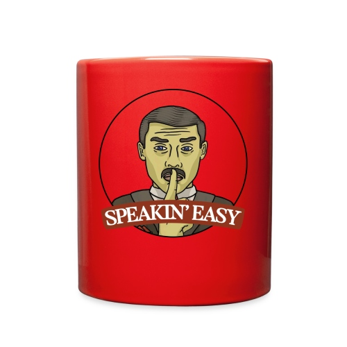 Speakin Easy Show Logo - Full Color Mug