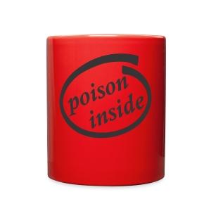 Black Poison insinde - Full Color Mug