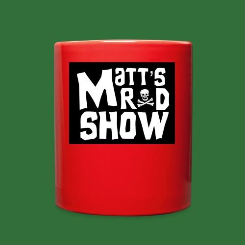 Pirate Episode Title Matt s Rad Show - Full Color Mug