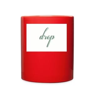 drop - Full Color Mug