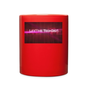 LifeTime Tech365 - Full Color Mug