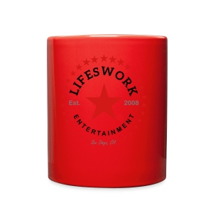 Lifeswork Entertainment - Full Color Mug