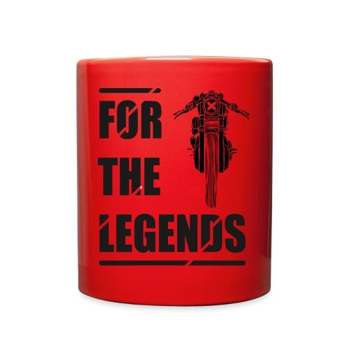 for the legends - Full Color Mug