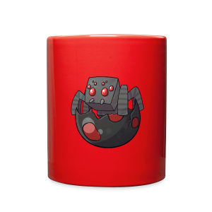 Cartoon Spider - Full Color Mug