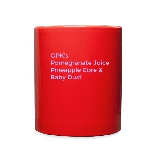 Baby Dancing Tee - Full Color Mug