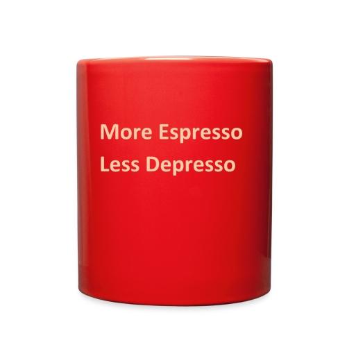 Espresso Depresso - Full Color Mug