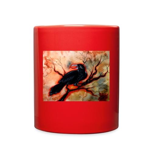 Red Winter - Full Color Mug