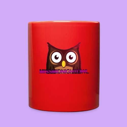 MissMidnightOwl Drink containers - Full Color Mug