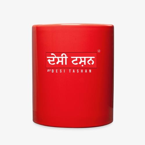Desi Tashan by Desi Tashan - Full Color Mug