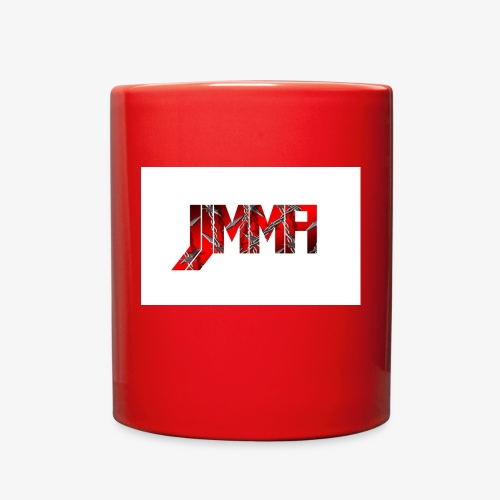 Official JJMMA LOGO barbed wire - Full Color Mug