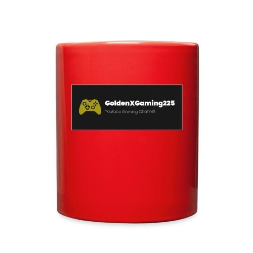 GoldenXGaming225 Merchandise - Full Color Mug