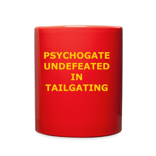 Undefeated In Tailgating - Full Color Mug