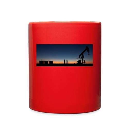 sunset_south_texas - Full Color Mug