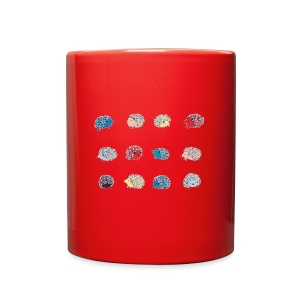 Hedgehog - Full Color Mug