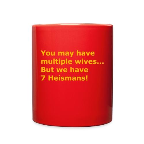 Multiple Wives - Full Color Mug