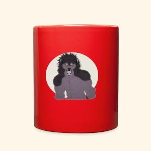 Werewolf TSHIRT Design - Full Color Mug