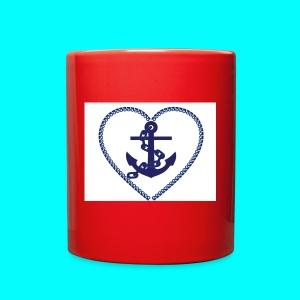 Forever Anchored - Full Color Mug