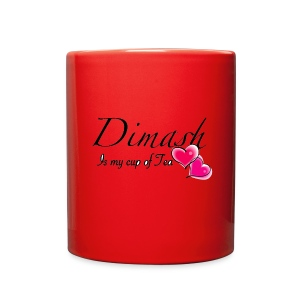 Dimash my cup of tea - Full Color Mug