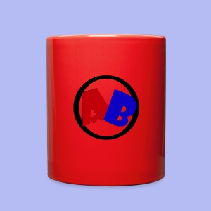 funda estilo logo del canal - Full Color Mug