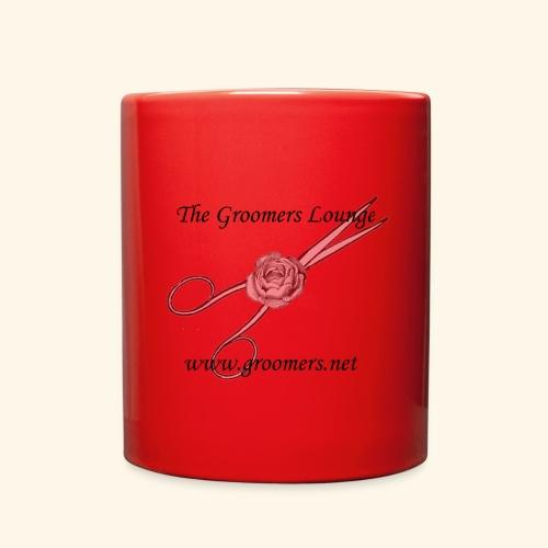 The Groomers Lounge - Full Color Mug