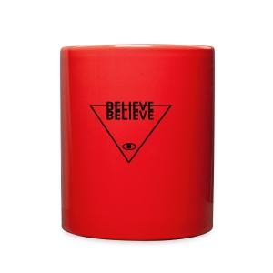 BELIEVE - Full Color Mug