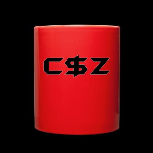 C$Z Black - Full Color Mug