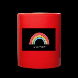 Gayest Gay Rainbow - Full Color Mug