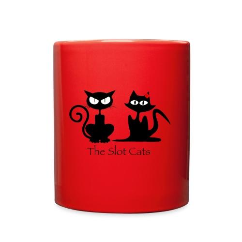 The Slot Cats Logo - Full Color Mug