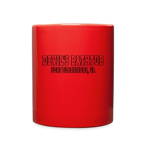 Devil's Bathtub - Full Color Mug