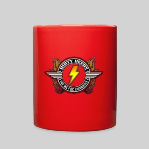 Dirty Deeds Flame Emblem - Full Color Mug