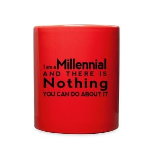 Millennial Pride - Full Color Mug