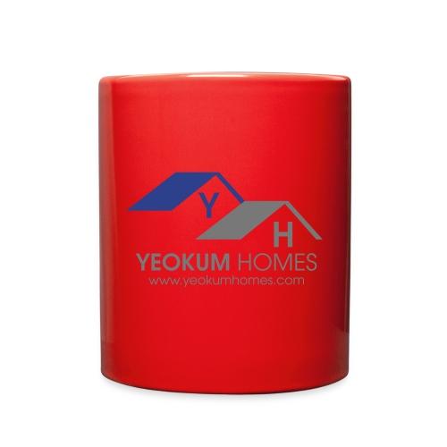 yeokum blue - Full Color Mug