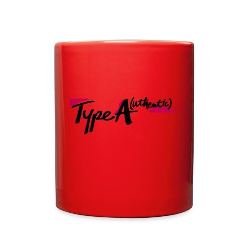 TypeA (uthentic) - Full Color Mug