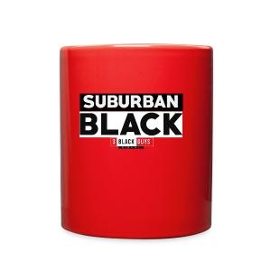 SUBURBAN BLACK - Full Color Mug