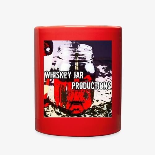 Whiskey Jar Productions Logo - Full Color Mug