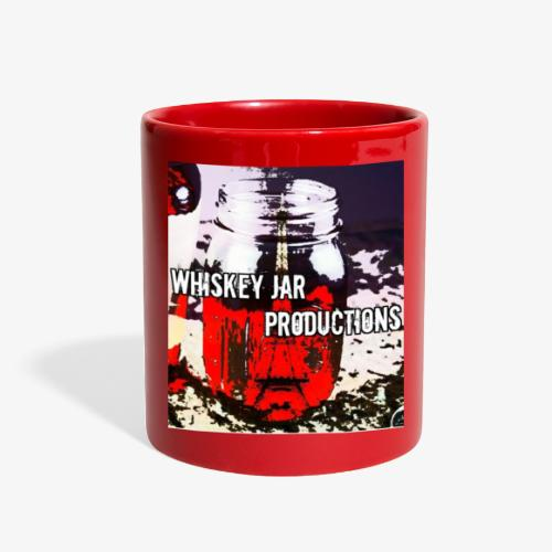 Whiskey Jar Productions Logo - Full Color Mug