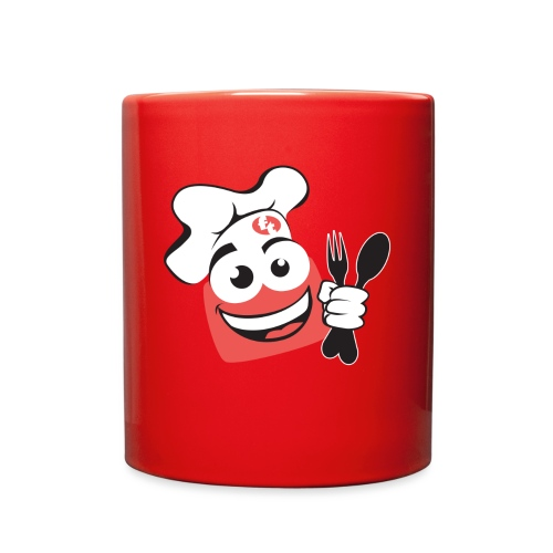 FoodTube Dude - Full Color Mug