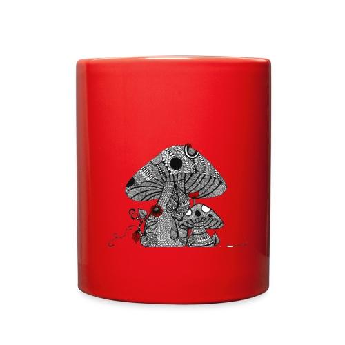Magic Mushroom - Full Color Mug