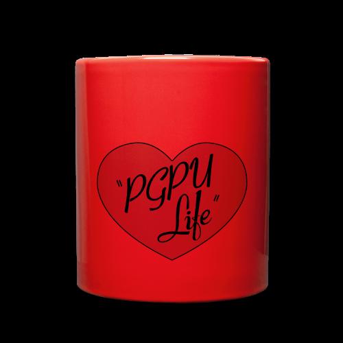 PGPU LIFE - Full Color Mug