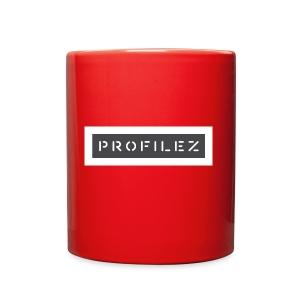 logo white background - Full Color Mug