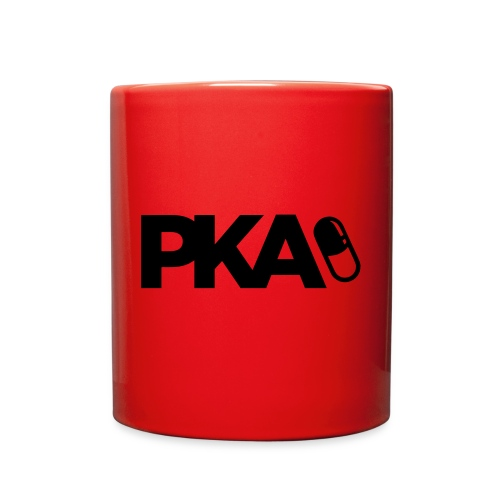 pkalogovector - Full Color Mug