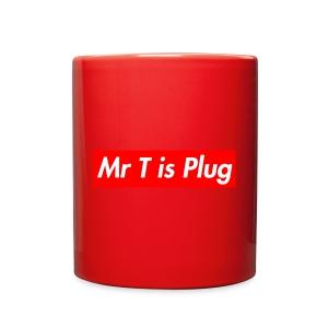 Mr T is supreme Plug - Full Color Mug