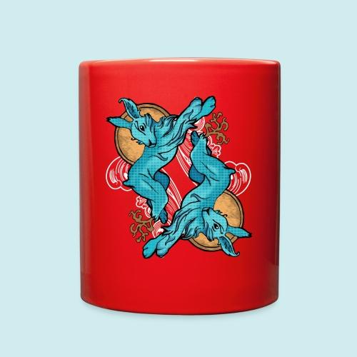 Lucky Rabbit - Full Color Mug