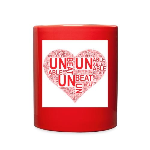 unbeatableMe - Full Color Mug