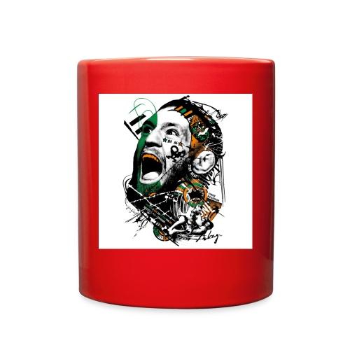 Conor McGregor Fury - Full Color Mug