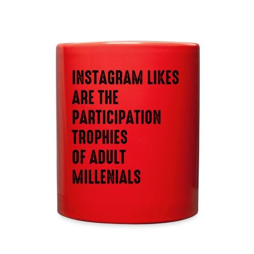 Instagram - Full Color Mug
