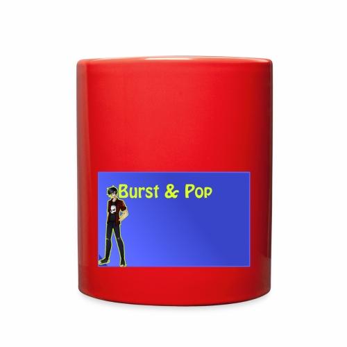 Burst & Pop Thumnail! - Full Color Mug