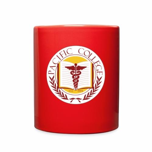 Pacific College - Round - Full Color Mug