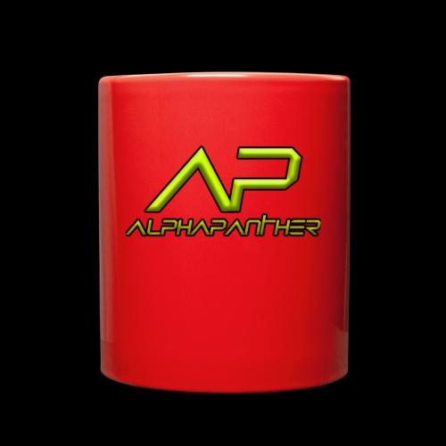 AlphaPanther - Full Color Mug