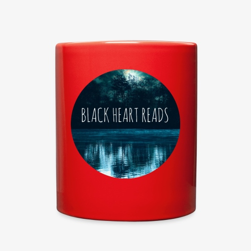 Black Heart Reads Book Club - Full Color Mug